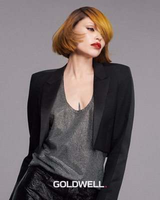 goldwell editorial collection go beyond - make up